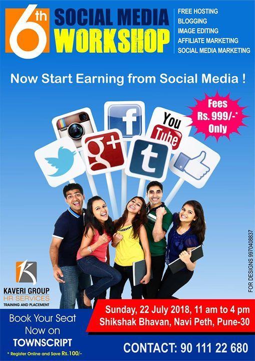 6th Digital Marketing Workshop
