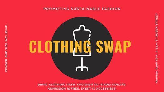 Sustainable Clothing SWAP