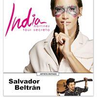 India Martnez en Montealegre del Castillo Albacete