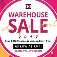 Hermo Warehouse Sale 2017 Klang Valley
