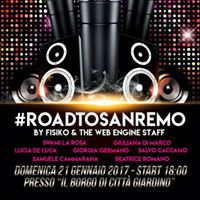 RoadToSanremo - A TWE PARTY  Free ENTRY