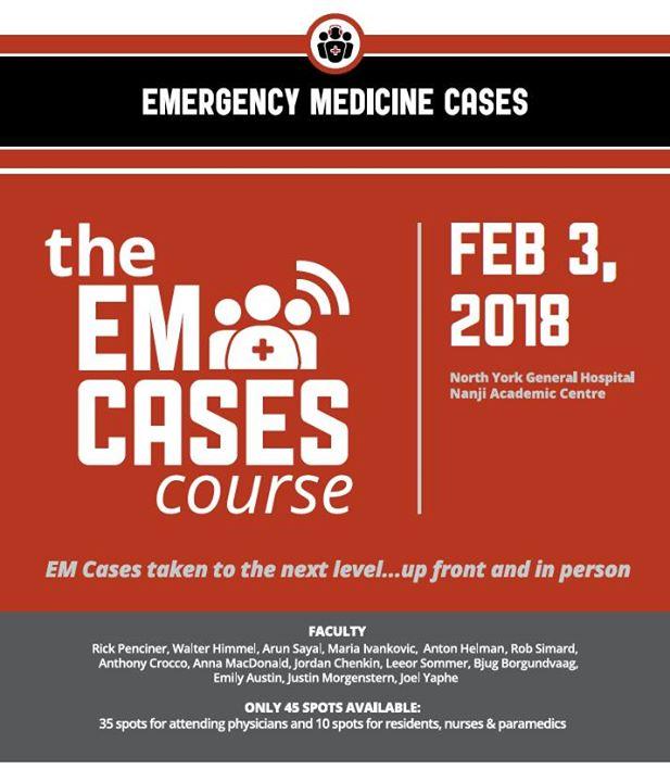 EM Cases Course 2018