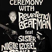 Concert garage Rev. Beatman feat Sist. Nicole  The Silly Walks