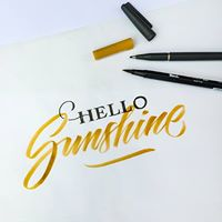 Introduction to Brushpen Lettering