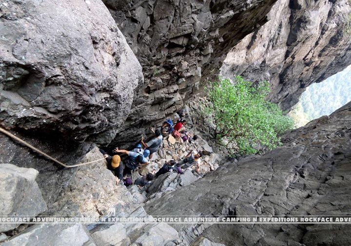 Harishchandragad via Nalichi Vaat