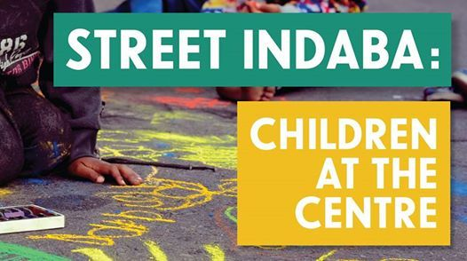 Street Indaba children at the centre