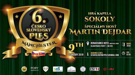 6. esko - Slovensk Ples Manchester
