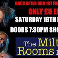 Discount Comedy Checkout Improv Show  The Milton Rooms - Malton