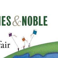 Barnes &amp Noble Bookfair