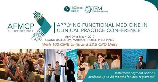 Applying Functional Medicine in Clinical Practice Conference at