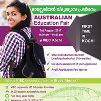 Australian Education Fair