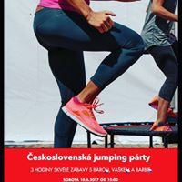 eskoslovensk Jumping prty