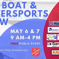 2017 Vernon Yacht Club Boat &amp Watersports Show May 6th &amp 7th