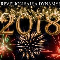 Revelion 2018-Salsa Dynamyk Dance Club