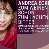 Andrea Eckert Zum Weinen schn zum Lachen bitter