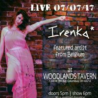 Happy Hour with Irenka  at Woodlands Tavern