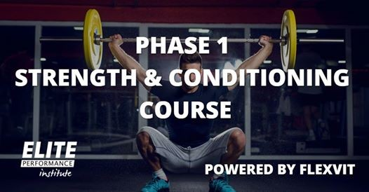EPI Phase 1 Strength & Conditioning Course