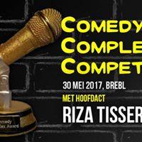 Comedy Complex Competitie 2017