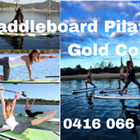 SUPaddleboard Pilates Experience  Currumbin River