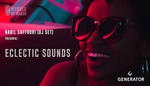 Eclectic Sounds  Generator Hostel  Nabil Saffouri (DJ SET)