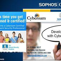 Cyberoam Training CCNSP Holiday Inn Harare Zimbabwe