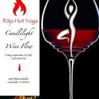 Candlelight Wine Flow