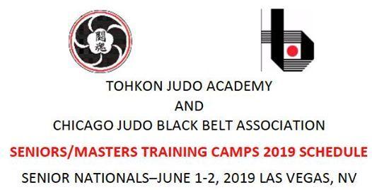 Senior Nationals Training Camp II - Friday Takahashi Clinic