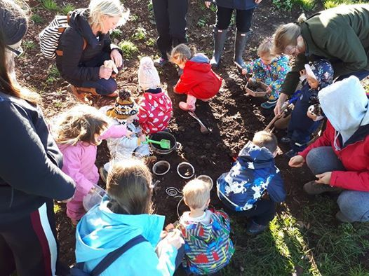 Be Wildlets Forest School From First Footsteps To Four