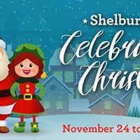 Shelburne Celebrates Christmas 2017