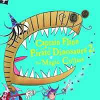Captain Flinn and the Pirate Dinosaurs 2