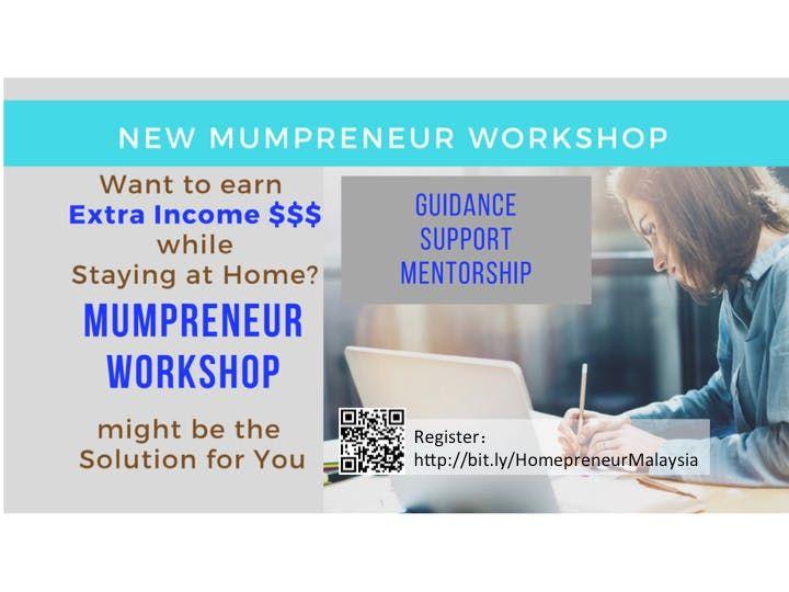 New Mumpreneur Workshop (Petaling Jaya Malaysia)