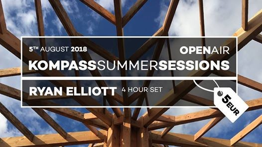 Kompass Summer Sessions Ryan Elliott 4 hour set