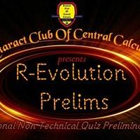 R-Evolution Prelims