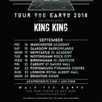 Newcastle (UK) - Europes Tour the Earth 2018