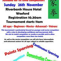 Lau Gar Ireland inter club tournament