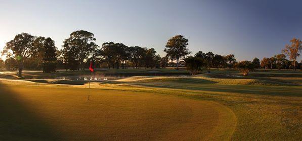 Blind Golf Queensland Open