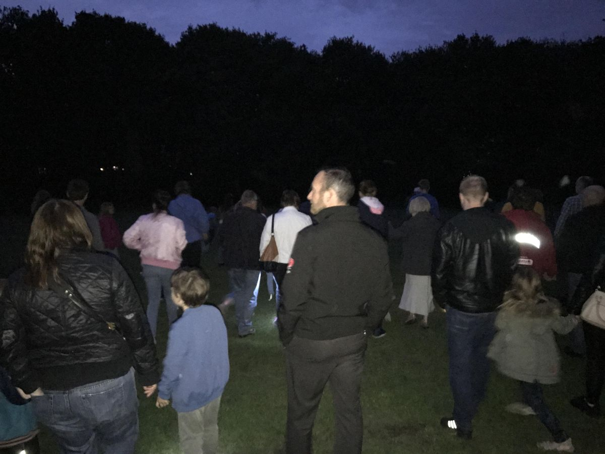 Bat Walk - Shrewsbury Park SE18