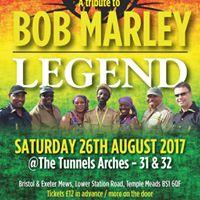 Legend - A Tribute Bob Marley