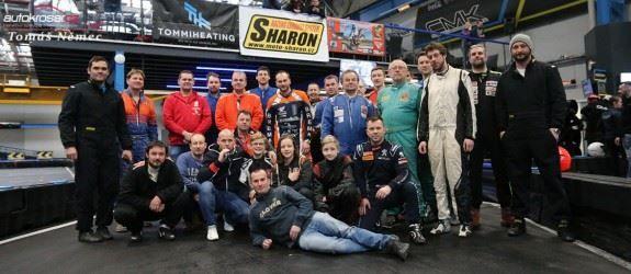 Sharon Setkn hvzd motorsportu
