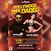 BOLLYWOOD RELOADED FEAT DJ CLARA AND DJ HUSSY