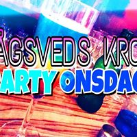 PARTY ONSDAG