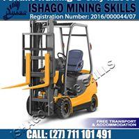 Forklift training skills in rustenburg 27711101491