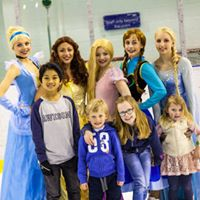 Skate with a Princess 26 &amp 27 August