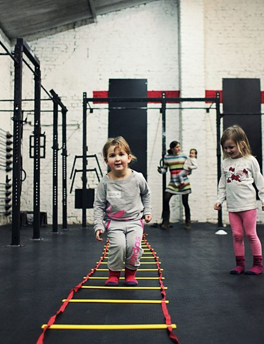CrossFit Specialty Course  Kids - Koln Germany