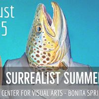 Artwork Receiving  Surrealist Summer Exhibition