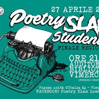 Poetry Slam Studenti - Finale Lombardia