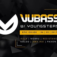 VuBass w youngsters 0605 - Epic Osijek