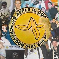 Big Apple Records Reunion Artwork  Very Special Guests