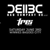 Bassfreaks Presents Bad Company UK  Trei