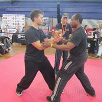 Tai Chi Push Hands Seminar ( Competitio Style ) Flushing NY